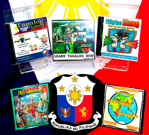 Tagalog language course professional learner bundle