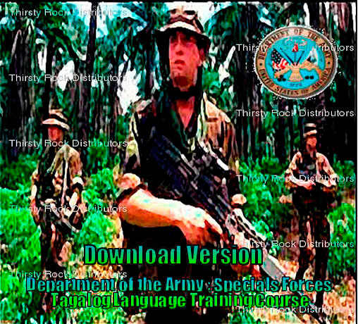 Tagalog Language Course special forces download