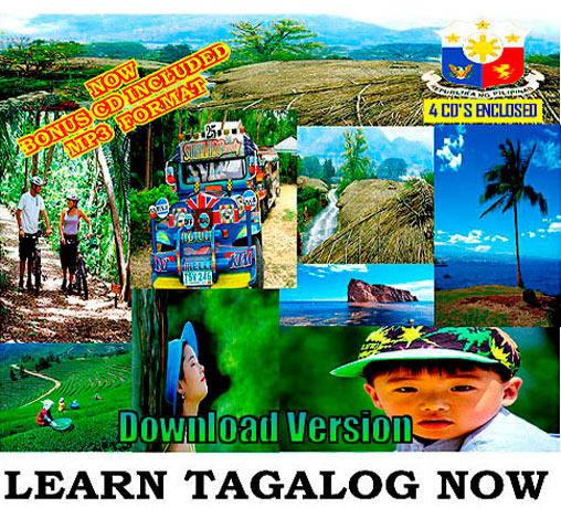Tagalog language course download